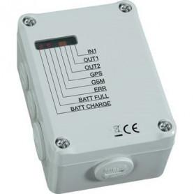 GSM Schakel- en alarm module