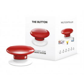 Fibaro - The Button - rood