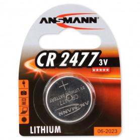 Ansmann - CR2477 Lithium batterij