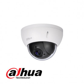 Dahua 2MP Network PTZ-dome camera motorized lens