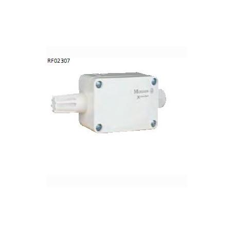 XCOMFORT Vochtigheids/temperatuursensor voor buiten 0-10VDC / PT