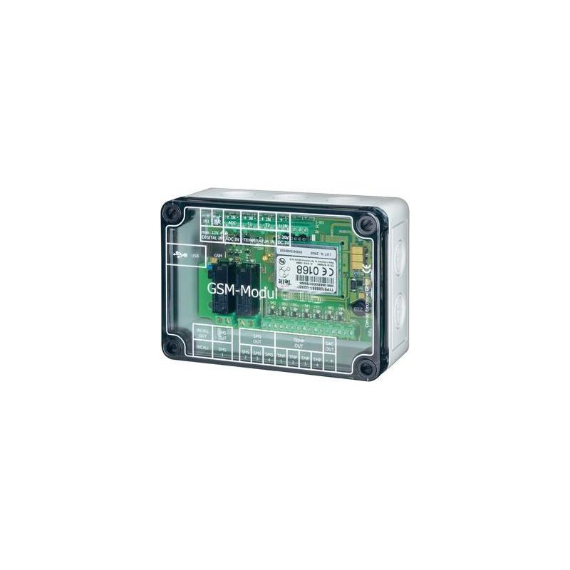 GSM schakel-/meet-/alarmsysteem extern