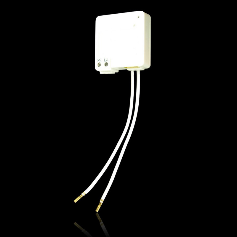 Mini inbouw dimmer/schakelaar AWMD-250