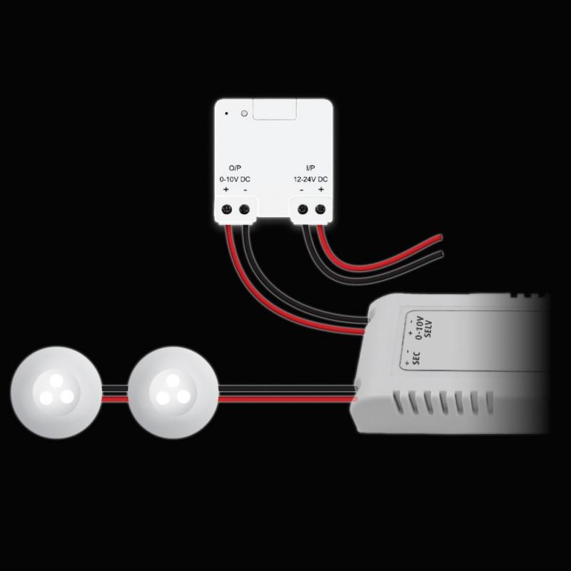 ACM-LV10 Mini 0-10V LED Controller