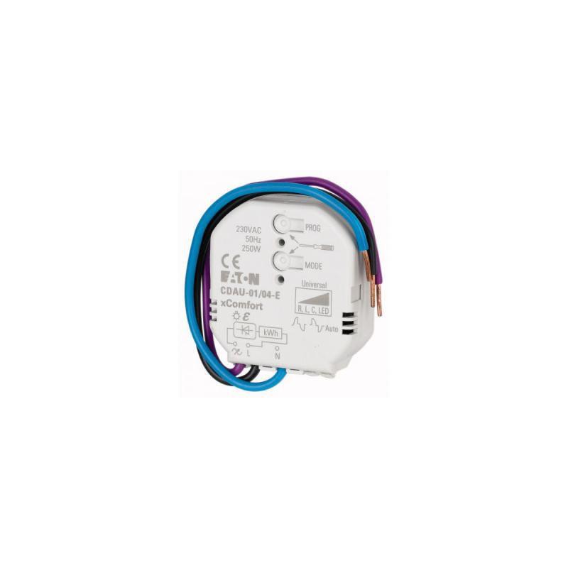XCOMFORT Smart Dimactor met energiemeetsensor