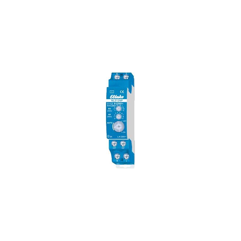 ELTAKO Inbouw naloop relais (Dinrail)