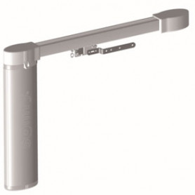 Glydea 35 - 0,5 - 1 m - Electrische gordijnrail