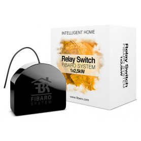 FIBARO - Relay Switch 1x2.5KW