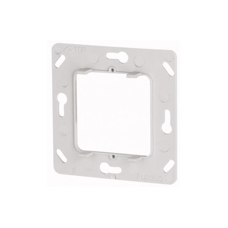 Eaton XComfort Adapterplaat voor 55 mm systeem pulsdrukker