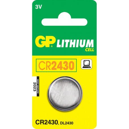GP - CR2430 Lithium batterij