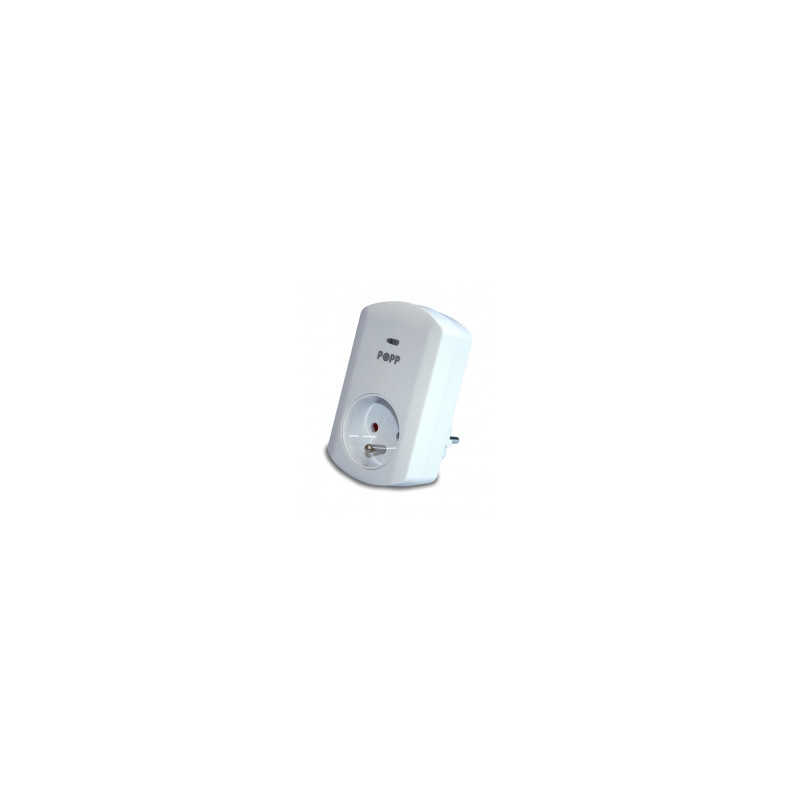 POPP plugin stekker België - Zwave