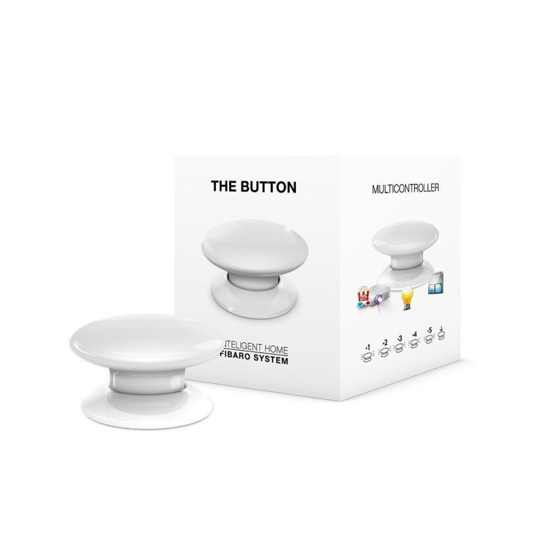 Fibaro - The Button - wit