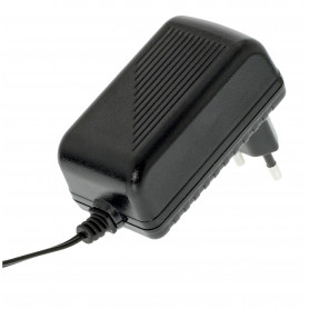 Power adapter, 12VDC - 1,2A