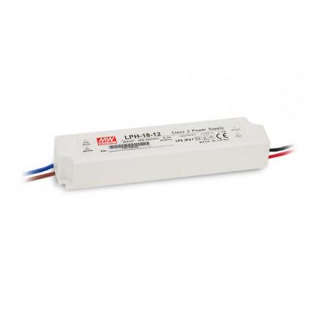 LED driver, 12VDC - 18W