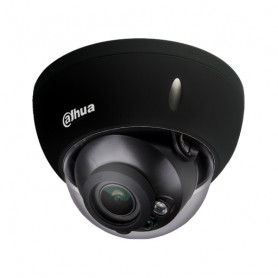 Dahua 4MP Network dome camera zoomlens - zwart