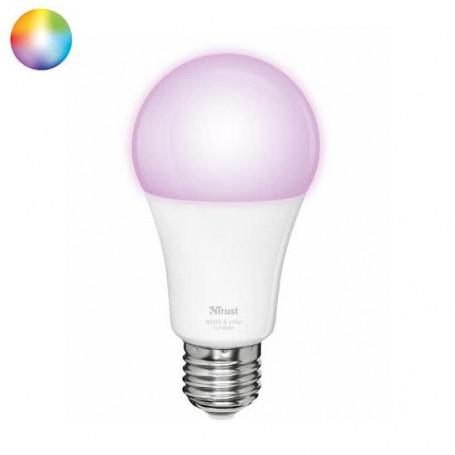 ZLED-RGB9 Dimbare E27 LED Lamp - Kleur