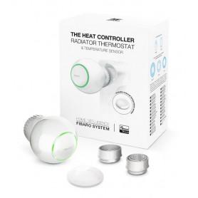 FIBARO - Heat Controller met temperatuur sensor