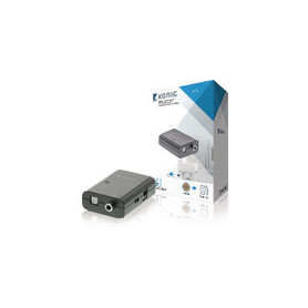 Digitale Audio Converter 1x S/PDIF - TosLink Female Donkergrijs