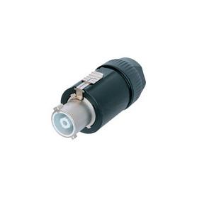 Cable socket, PowerCon 32 A Polen 3