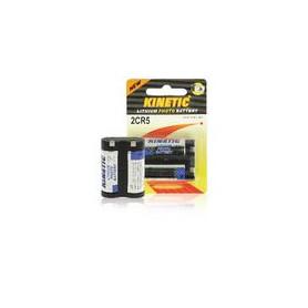 Lithium Batterij 2CR5 6 V 1-Blister