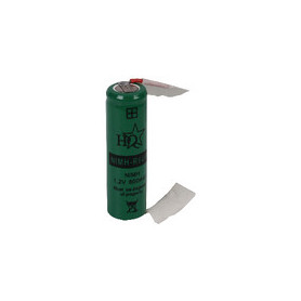 Oplaadbare NiMH Batterij Pack 1.2 V 600 mAh 1-Pack