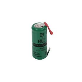 Oplaadbare NiMH Batterij Pack 2.4 V 300 mAh 1-Pack
