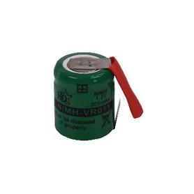 Oplaadbare NiMH Batterij Pack 1.2 V 300 mAh 1-Pack