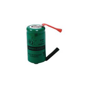 Oplaadbare NiMH Batterij Pack 1.2 V 2400 mAh 1-Pack