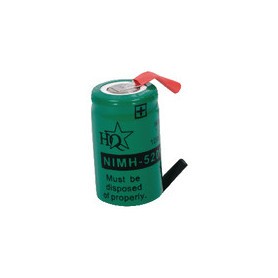 Oplaadbare NiMH Batterij Pack 1.2 V 1000 mAh 1-Pack
