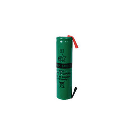 Oplaadbare NiMH Batterij Pack 2.4 V 2400 mAh 1-Pack