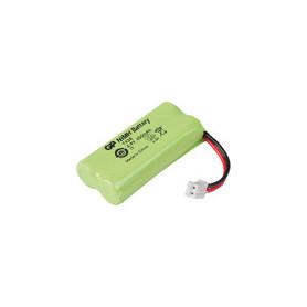 Oplaadbare NiMH Batterij Pack 2.4 V 500 mAh 1-Blister