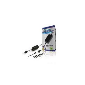 Universele AC Stroom Adapter 3 VDC / 4.5 VDC / 5 VDC / 6 VDC / 7.5 VDC / 9 VDC / 12 VDC 2250 mA
