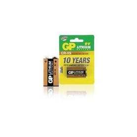 Lithium Batterij 9V 9 V 1-Blister