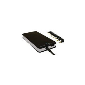 Notebookadapter 12 / 20 / 24 VDC 90 W