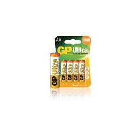 Alkaline Batterij AA 1.5 V Ultra 4-Blister
