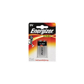 Alkaline Batterij 9 V Max 1-Blister