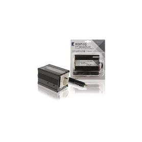 Gemodificeerde Sinus Omvormer 12 VDC - AC 230 V 150 W F (CEE 7/3) / USB