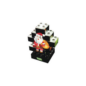4-in-1 Puzzel Puzzel Multicolour