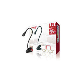 LED BureauLamp 3.5 W Zwart