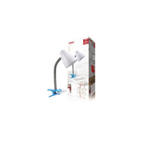 Desk Cliplamp Blauw