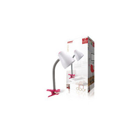 Desk Cliplamp Roze