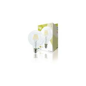 Retro LED-Filamentlamp E27 Dimbaar G95 8.3 W 806 lm 2700 K