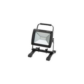 LED Floodlight 20 W 1550 lm Zwart