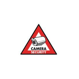CCTV Waarschuwingssticker