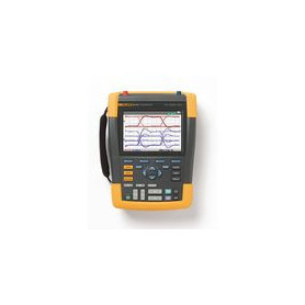 Handheld Oscilloscope ScopeMeter 2x200 MHz 2.5 GS/s