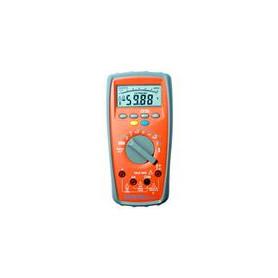 Digitale multimeter TRMS AC+DC 6000 Cijfers 1000 VAC 1000 VDC 10 ADC