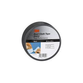 Scotch duct tape 2000 48 mm 50 m zwart