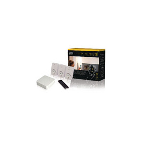 Smart Home Energiecontroleset - Schuko / Type F (CEE 7/7)