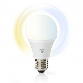 Wi-Fi smart LED-lamp | Warm- tot koud-wit | E27