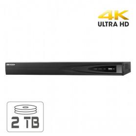 HikVision 4-poorts PoE NVR - 2TB